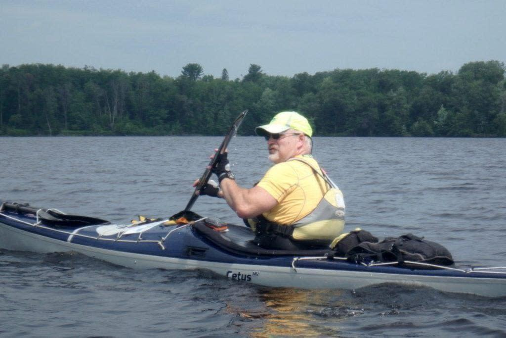 Daren Barrett ACA Level 3 sea kayak certified instructor, Adaptive and Rolling Endorsed